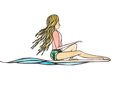 Salted Spirit - Surfer Girl