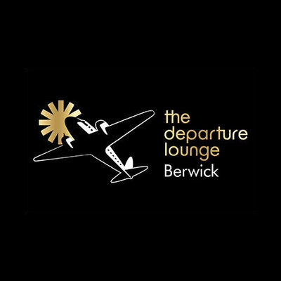 The Departure Lounge Berwick Logo by The Brand Advisory