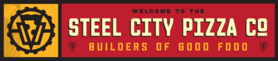 Our client, Steel City Pizza Co.