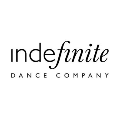 Indefinite Dance Company Logo by The Brand Advisory
