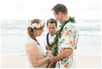 Find Oahu wedding Officiants and ministers