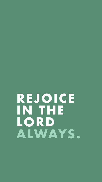 Rejoice Lockscreen