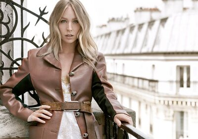 Carin Olsson, Paris In four months, trine juel, hair and makeup, Lofficiel, louis vuitton 4