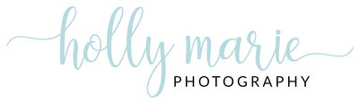 Logo for Holly Marie PHootgraphy