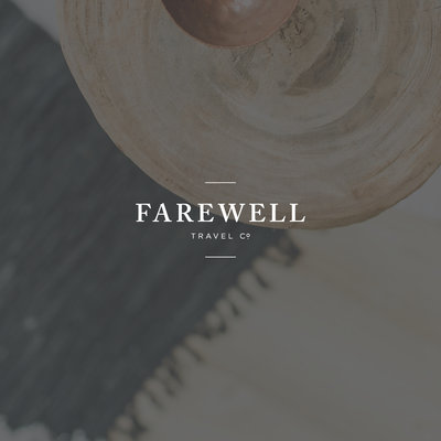 Branding for Creatives // Sarah Ann Design - Farewell