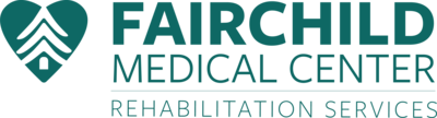 Fairchild Medical Center Rehabilitation Services Logo
