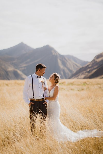 boho wedding queenstown