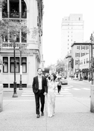 Engagement Session in Philadelphia