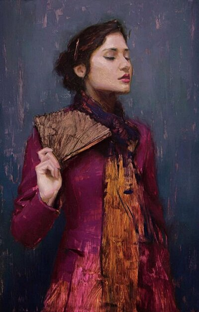 _Red Coat_ by Aaron Westerberg