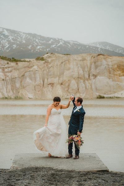 Katherine & Andy Bathans lake wedding00001