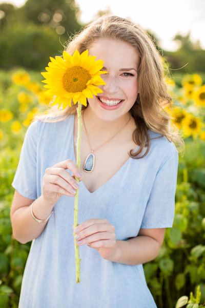 Senior Photography Session in Charleston, SC | Hope Taylor Photography