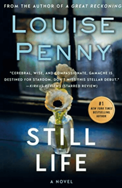 louise penny | Positively Jane