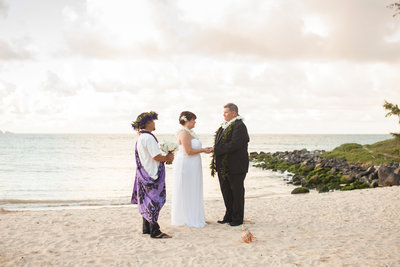 Maui beach wedding Venue - Kanaha Beach  Hawaii
