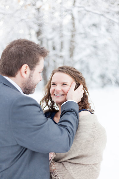 Engagement Photography in Marquette and Negaunee Michigan