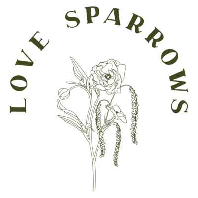 love sparrows logo