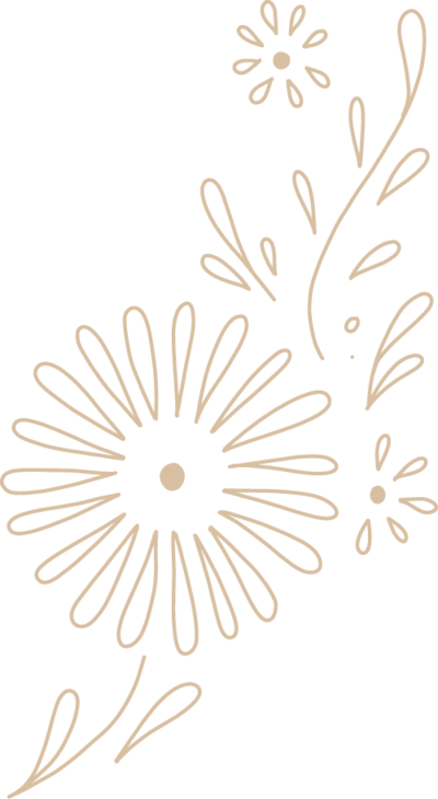 BT-Logo&FlowersFlower 1TAN