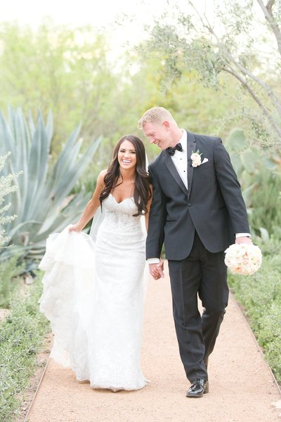 El Chorro Paradise Valley Wedding | Amy & Jordan Photography