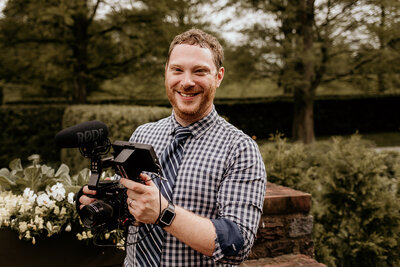 John Morgera Philadelphia Wedding Videographer
