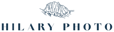 Hilary Photo logo