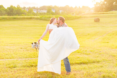 Lynchburg Virginia Wedding Photography