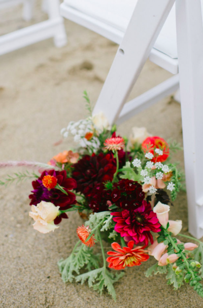 Maine Wedding On Chebeague Island Wedding Flowers