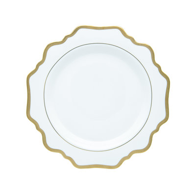 The Event Merchant Company Royal White Entree Plate