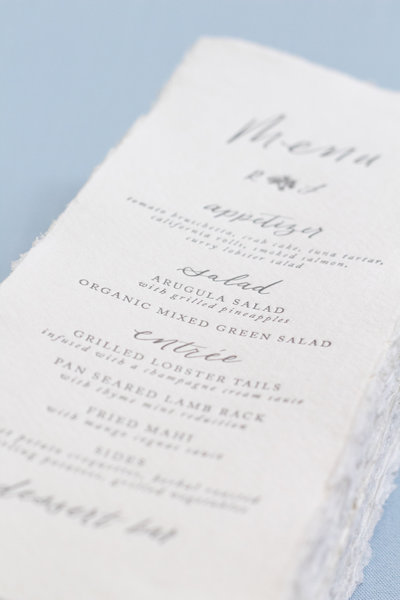 letterpress-wedding-menu-calligraphy-handmade-paper-modern-wedding