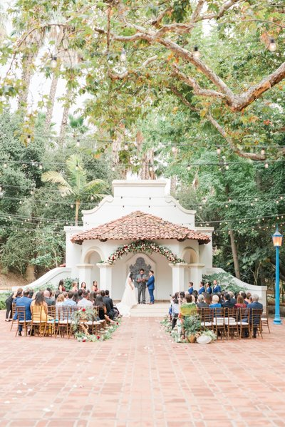 Rancho Las Lomas Orange County Wedding