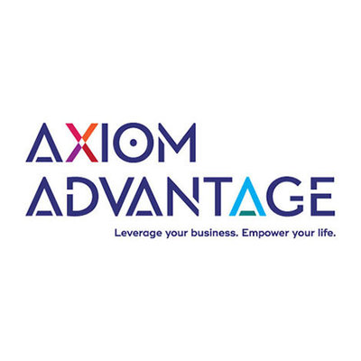 Axiom Advantage Logo design by The Brand Advisory