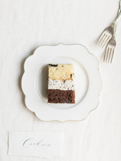 cookies and cream cake slice 2