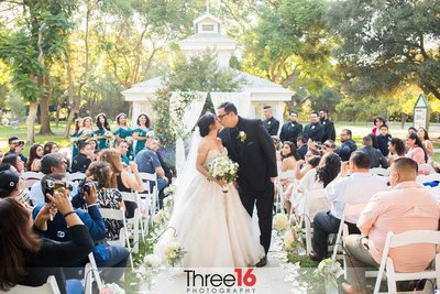 Los Angeles Wedding Venues Outdoor Weddings