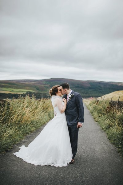 Glossop Family and children's photographer. Romantic and elegant wedding photography in Derbyshire UK