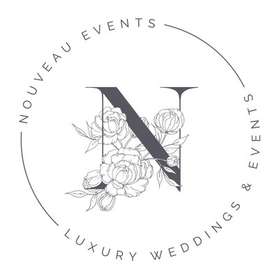 NOUVEAU EVENTS_Round Watermark Grey