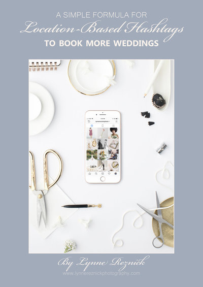 Book More Weddings With Location Hashtags