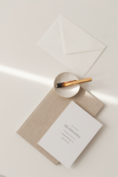Custom brand design for Camille Galiana Weddings, brand design for wedding professionals