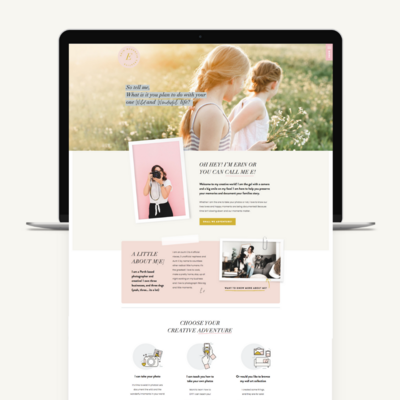 Showit Web Design