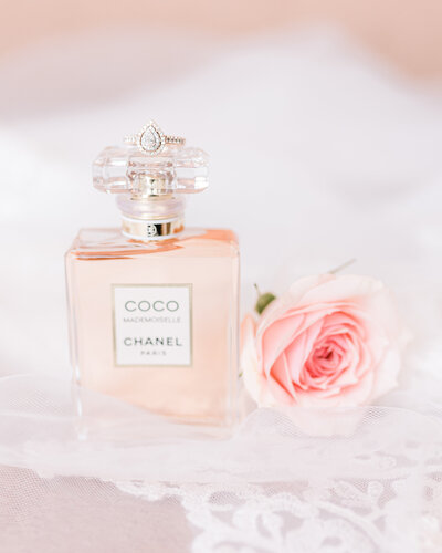 Coco Chanel Wedding Detail-1