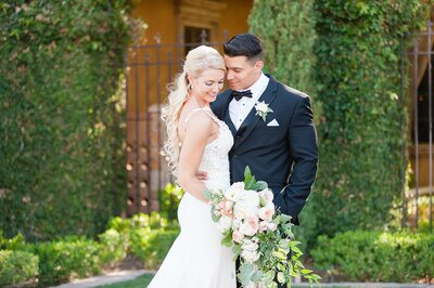 Villa Siena - Leslie Ann Photography - Phoenix Arizona Wedding Photography