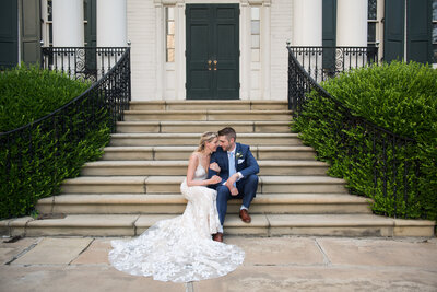 Taft Museum Wedding Photography
