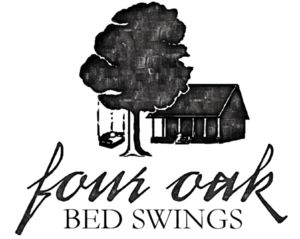 four oak bed swings logo