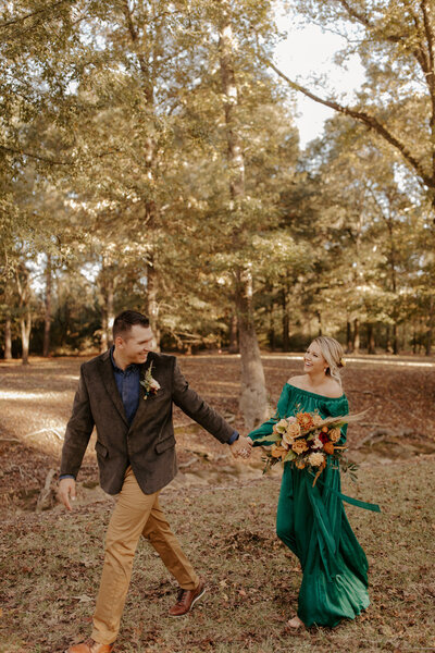 Hayley + Tye | Modern Autumn Styled Anniversary Shoot | Pine Ridge Chapel | Ben Wheeler, Texas | Alison Faith Photography-4934