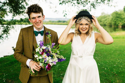 Quirky Wedding Photography in York