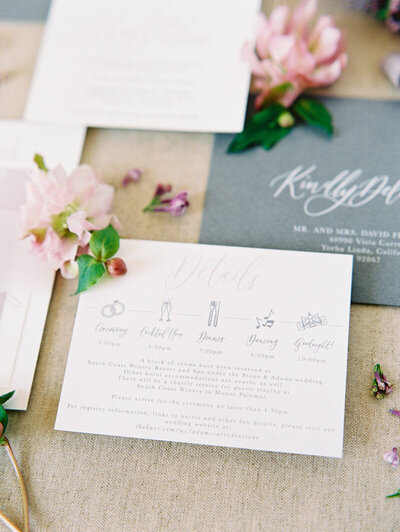 pirouettepaper.com | Wedding Stationery, Signage and Invitations | Pirouette Paper Company | Wedding Invitations | Jordan Galindo Photography _ (47)