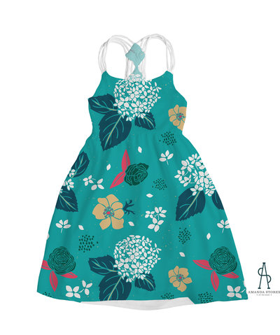 Baby Dress Peony copy