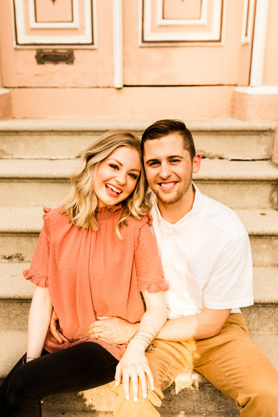 Caitlin and Luke Photography Wedding Engagement Luxury Illinois Destination Colorful Bright Joyful Cheerful Photographer2