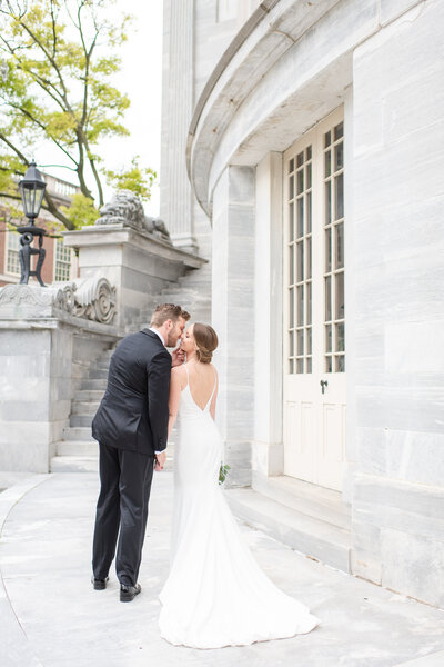 Luxurious Ballroom wedding in Philadelphia | Ballroom at The Ben