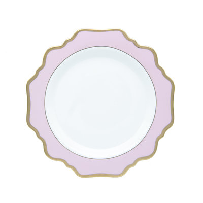 The Event Merchant Company Royal Pink Dinner Plate
