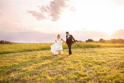 bella rose plantation wedding in lynchburg va