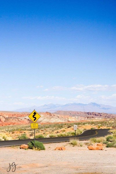 Jessica Griffin Photography Valley of Fire State Park