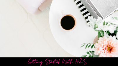 Kajabi Cover 1 - Getting Started with H2S